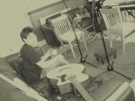 Echoes recording session by Kristofers-Limit