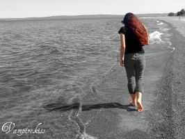 By the water in the summer 4 (Edited) by Delyandir