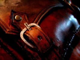 Custom Buckle Closure by Thorgaz