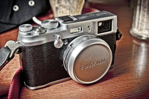Fujifilm X100 by Wings-of-Light
