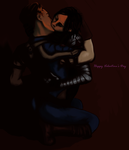Steve and Bucky by martellotower