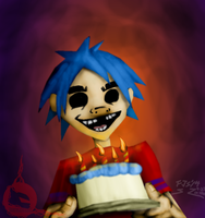 2D Birthday Gift by DoubleDandE