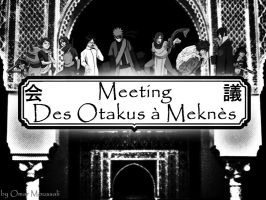 Meknes Japanimations Fans Meeting by WiCkeD-ShaD0W
