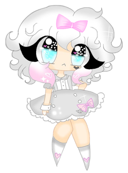 +She is going to clean out your fridge+ by SugarKittyPastel