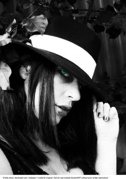 Black Hat - Green by arcanetripwire