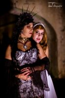 Marishka and Aleera Vampires - Original cosplay #3 by TwiSearcher85