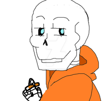 underswap Papyrus by number1papyrusfan