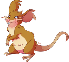 Gary's Raticate by Riboo