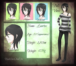 Full Bio: Laertes by BlackStarsShineToo