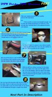 DIY BJD Dorky glasses Tutorial pt 2 by JunMinseung