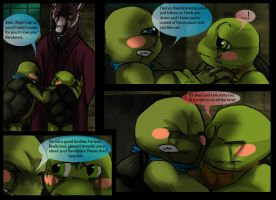 TMNT At Heart- CH1 - PG12 by DogmaticLoki