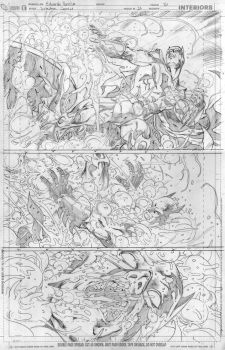 Detective Comics 11 page 20 by pansica