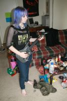 Guitar Hero - 002 by Knuckleduster-Stock