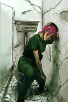 Fallout 3: Grieving by jessadilla