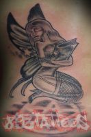 fairy by gil893tattoos