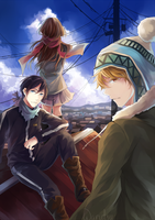 Noragami: Stray God by warutsu