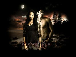 Rachael and Paul by AltairAhad