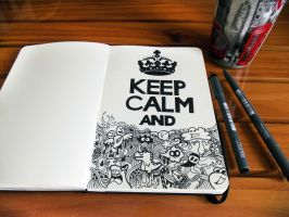 Keep calm and... by AlbertoCN