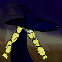 Witch by druidic91