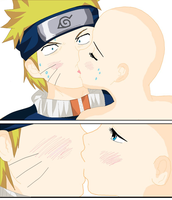 :REQUEST: NarutoxOC by deaththechick101