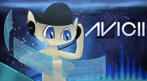 Avicii Ponified by Bendykins