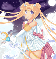 Sailor moon by Jau-chan