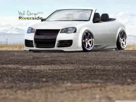 VW Golf Cabriolet by WillCarDesign