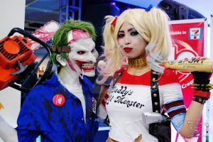 Mistah J and Harley by izabelcortez