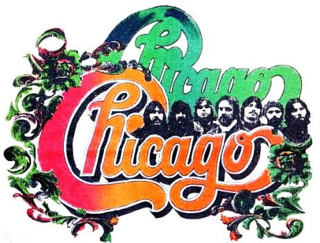 RARE CHICAGO PRINT by CUCHILLOORO