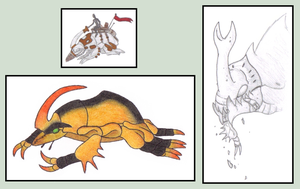 Tarrun: Carnak Beetle [OUTDATED] by DinoHunter2