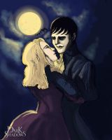 Barnabas and Josette by xXWonkaBarXx