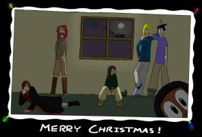 Christmas 2012 by DaMonth19