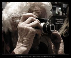 Old Photographers... by lukeroberts