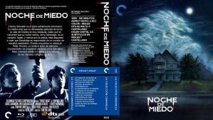Fright Night (Noche de miedo) Blu-ray custom cover by repopo