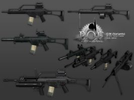 Official G-36 render by senor-freebie