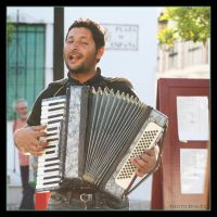 Street Music 2 by Globaludodesign