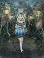 alice in wonderland by sealbelq