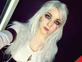 Ciri (long hair version) - The Witcher 3 Cosplay by Dragunova-Cosplay