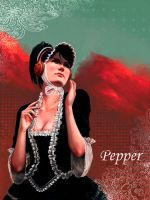 Victorian Pepper by PepperProject