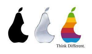 Think Different by Laffonte