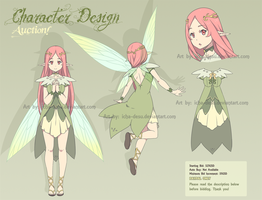 Adoptable Auction for a cause-  CLOSED by ichan-desu