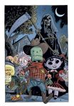 Death Jr Halloween Special Pg1 by CharlieKirchoff