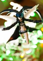 Merry Xmas Black Rock Shooter by Nendotan