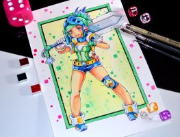 Arcade Riven by Lighane