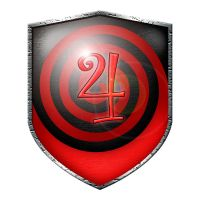 CoA Numeral Series - 4 by lundi