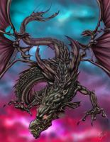Revenant Wyrm by Revenants1