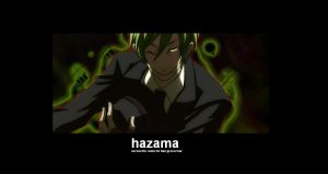 hazama mp by singfried