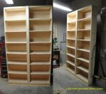 W.I.P. - My New Bookcase by Lootra