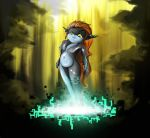 Midna TP by October-Shadows