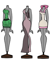 Them ugly clothes i needed to make for WTM by tdimodel6